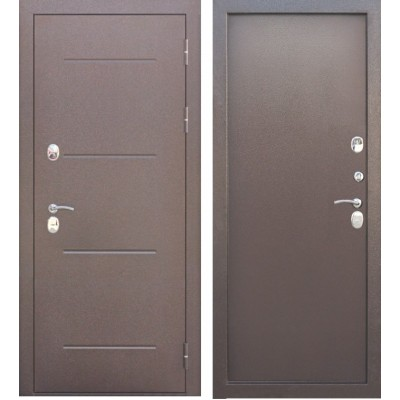 Isoterma Медь, двери с терморазрывом