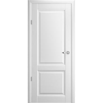 Межкомнатная дверь Эрмитаж 4 Белый (Vinil)