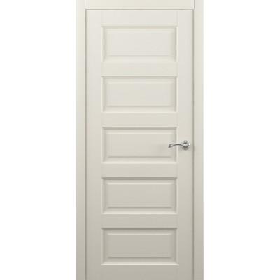 Межкомнатная дверь Эрмитаж 6 Ваниль (Vinil)