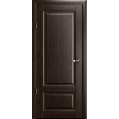 Межкомнатная дверь Эрмитаж 1Орех (Vinil)