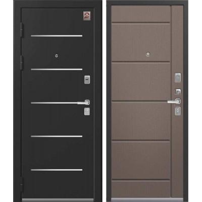 Входная Дверь Центурион LUX-2  Софт ясень грей