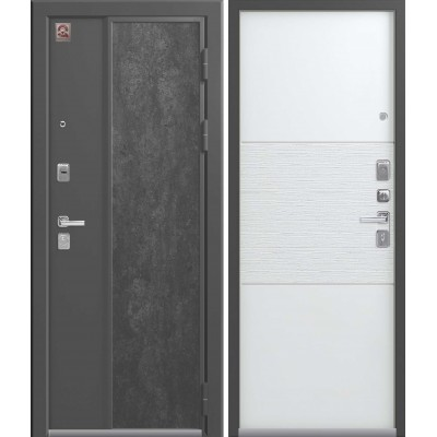 Входная дверь Центурион LUX-6 Седой дуб