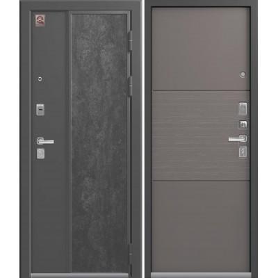Входная дверь Центурион LUX-7 Софт грей