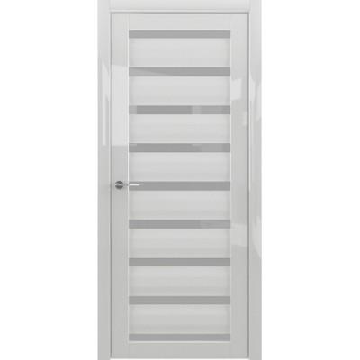 Межкомнатная дверь Сидней GL Белый глянец