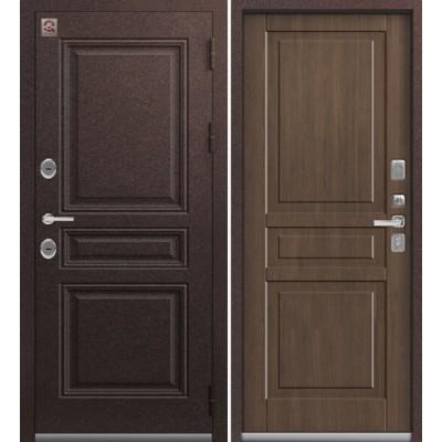 Входная Дверь Центурион Т-8 Шоколад букле/Миндаль