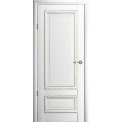 Межкомнатная дверь Версаль 1 Белый  (Vinil)