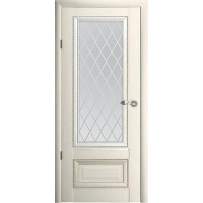 Межкомнатная дверь Версаль 1 Ваниль (Vinil)