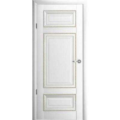 Межкомнатная дверь Версаль 2 Белый  (Vinil)