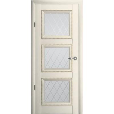 Межкомнатная дверь Версаль 3 Ваниль (Vinil)