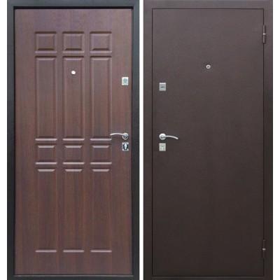 Двери входные Сопрано Дуб шоколад