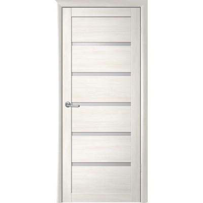 Межкомнатная дверь Вена Белый кипарис