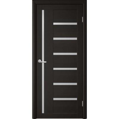 Межкомнатная дверь Т3 Лиственница тёмная