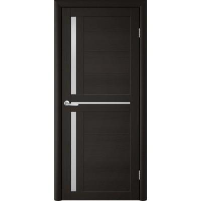 Межкомнатная дверь Т5 Лиственница тёмная