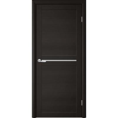 Межкомнатная дверь Т6 Лиственница тёмная