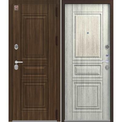 Входная дверь Центурион LUX-4 Полярный дуб