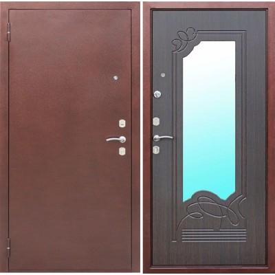 Дверь входная металлическая Ампир Венге