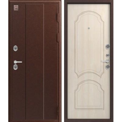 Входная Дверь Центурион Т-6 Медь антик седой дуб терморазрыв