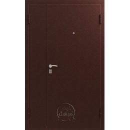 Дверь s-3-1270  Металл \ Металл