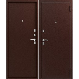 Дверь s-3-3 Металл \ Металл